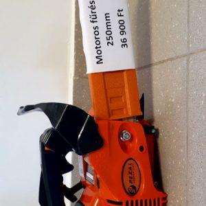 Pezal robbanómotoros láncfűrész 250mm ár Szolnok
