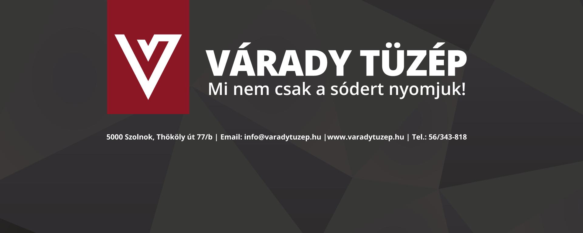 Várady Tüzép Kft.